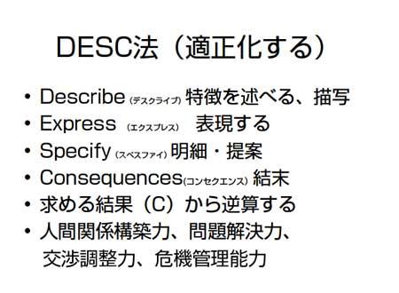 DESC法