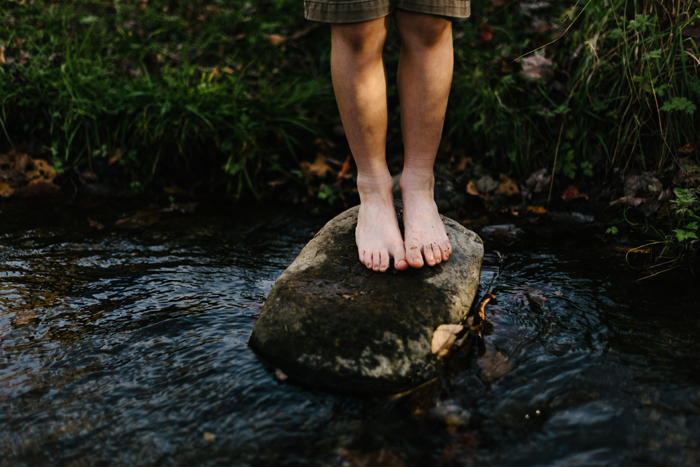 脚下照顧/あなたは何者か?何をするべきで、何をしてはいけないのか。