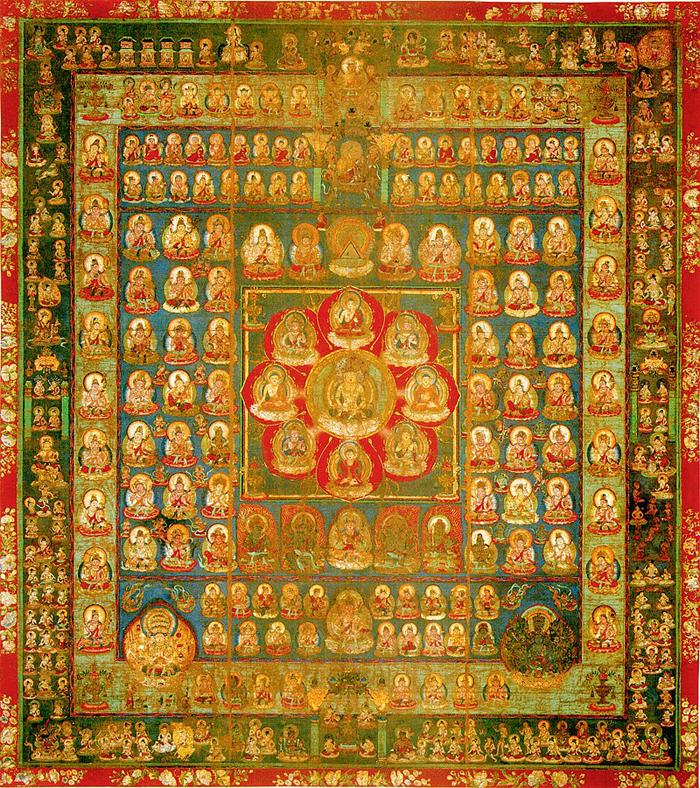 曼荼羅は最古のシステム思考のツール
